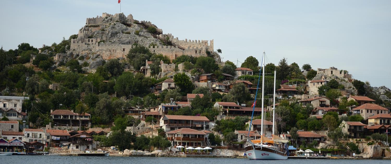 Simena Castle