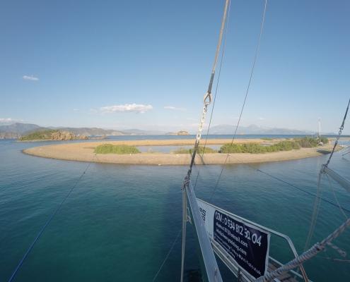 Göcek twelve islands