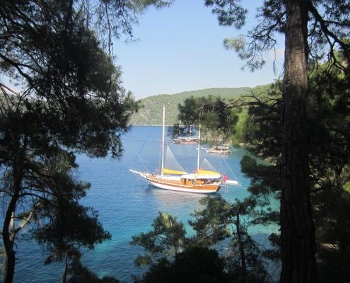 Fethiye,Tarzan Bay