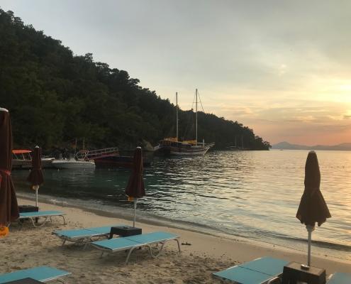 Fethiye,Boncuklu Bay