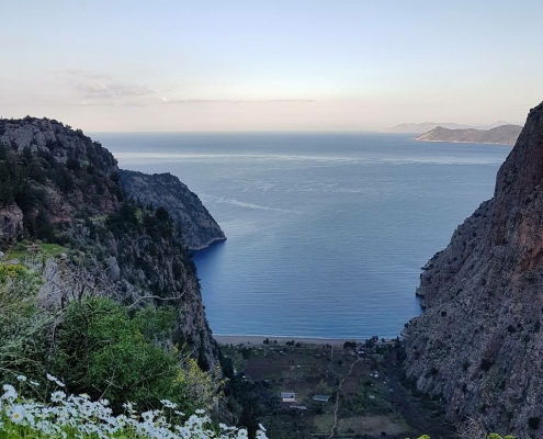 Butterfly Valley,Fethiye