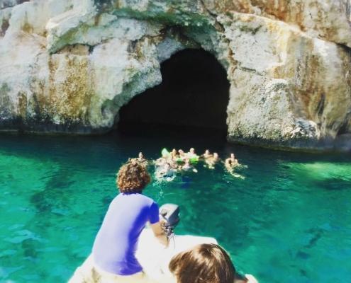 Kekova,Pirate Cave