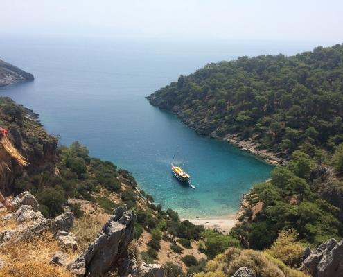 Göcek-Kocabük Bay