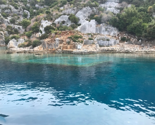 Kekova,Sunken City