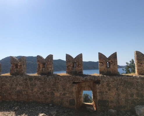 Kekova-Simena Castle