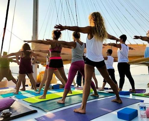 Yoga Sailturkey,Cheers Gulet