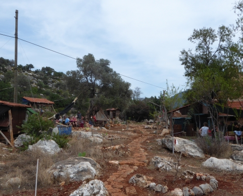 Lycian way,Kekova