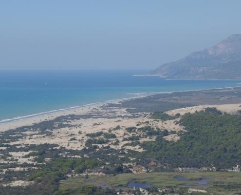Kalkan,Patara,Lycian way
