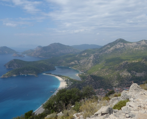 Lycian way,Blue Lagon,Cheersyachting