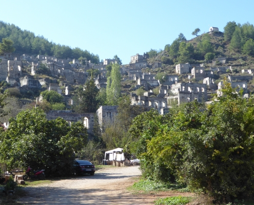 Fethiye,Kaya Köy