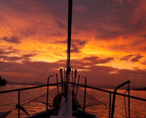 Fethiye,Sunset